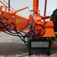 TH8 - PTO Driven Twin Roller Chipper