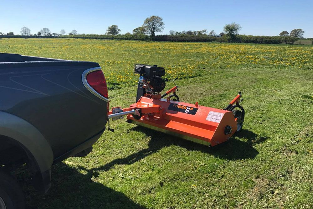 ATV150 Flail Mower