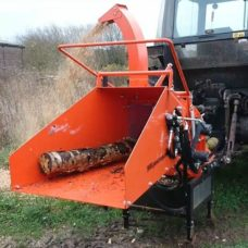 TH8 - PTO Driven Twin Roller Chipper