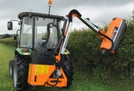 hedge cutter