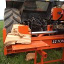 Tractor mounted 22Ton Log Splitter